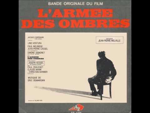 L'Armée des ombres (1969) Bande Originale - Eric Demarsan