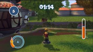 """Planet 51 - Xbox 360 """"Mowing Lawn...Great..."""""""