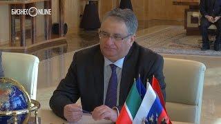 Татарстан посетила делегация из Венгрии