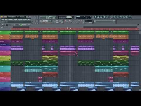 Selena Gomez - Slow Down - instrumental - FL Studio -FLP Download mp3