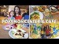 Tokyo Family Trip! | Official Tokyo Pokemon Cafe & Pokemon Center DX & Shin-Okubo Korea Town