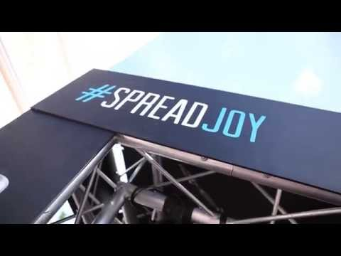 #SpreadJoy with Shawn Mendes & Paper Mate