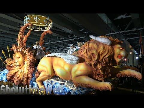 Krewe of Hermes Parade - 2018 New Orleans Mardi Gras