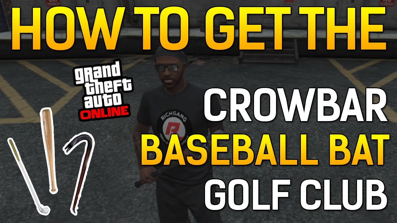 maxresdefault - How To Get The Crowbar In Gta 5 Online