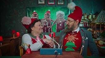 Joulukalenteri: Tonttuakatemia Traileri