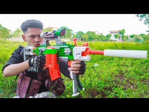 LTT Nerf War : Police SEAL X Warriors Nerf Guns Fight Criminal Group Legend Warrior