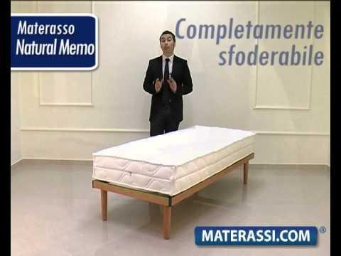 Offerte Materassi Memory  YouTube