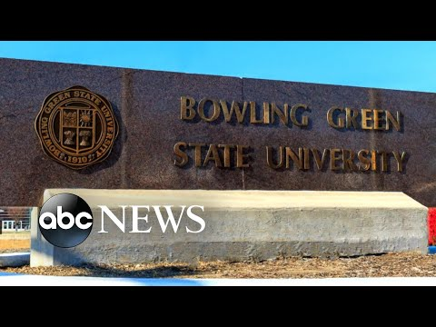 Bowling Green State University student hospitalized after alleged hazing incident - ABC News