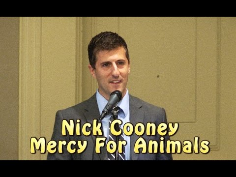 Nick Cooney - Practical Tips for Vegan Advocates at the 2014 Animal Rights National Conference