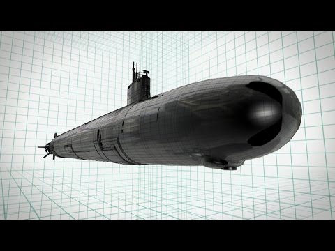 How Do Submarines Dive And Surface?