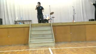 天高祭3年A組のステージ公演の映像です。 アンコールでの最後の曲ソナポ...