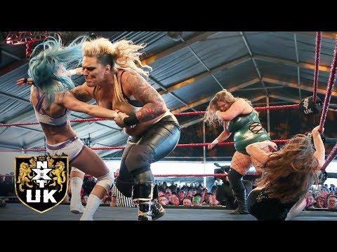Women's Battle Royal decides new challenger: NXT UK highlights: June 19, 2019