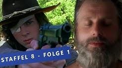 """The Walking Dead - Staffel 8: Die denkwürdigsten Momente aus Folge 1 """"Erster Kampf"""""""