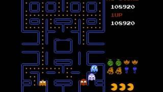 Repeat youtube video [Famicom] ◀ PAC-MAN パックマン▶ Round11~20