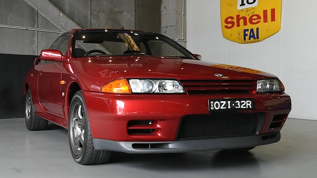 1991 Nissan Skyline R32 GT-R Coupe  - 2017 Shannons Sydney Autumn Classic Auction