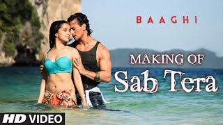 SAB TERA Song Making Video