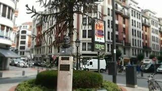 Preludio de los 40 grados anunciados para este martes en Bilbao:  a las 10 horas, 37 grados