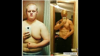 He almost died doing this Weight Loss....