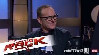 Get to know Clark Gregg's Inhuman side on the next episode of Marvel's Off the Rack