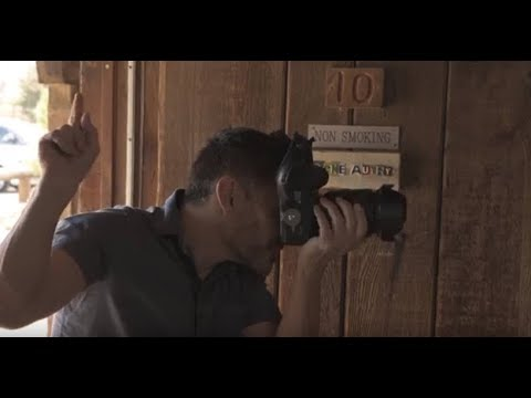 Hernan Rodriguez takes SP 24-70mm F/2.8 G2 to Pioneertown, CA for a 1940's inspired  shoot.