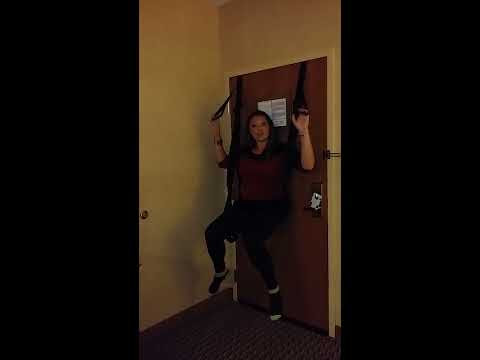 How to use Pure Romance Frequent Flyer Door Swing