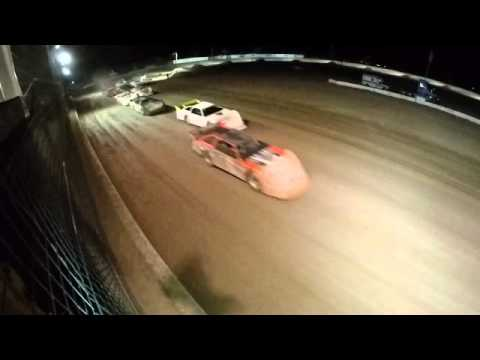 El Paso Speedway Park Late Model Feature 6-12-15