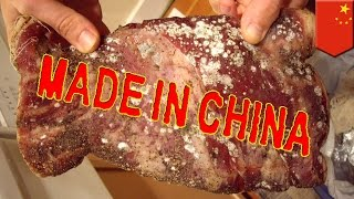 China frozen meat scandal: 40-year-old Cultural Revolution meat seized in Hunan - TomoNews