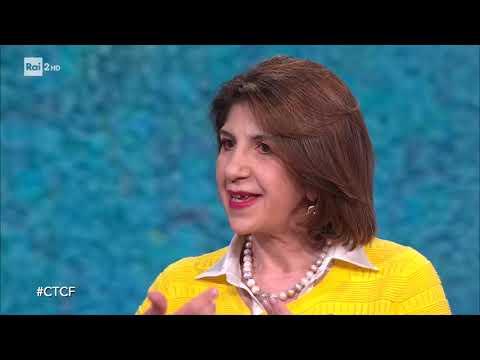 Fabiola Gianotti - Che tempo che fa 02/02/2020