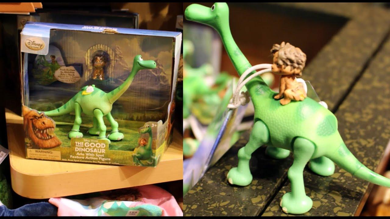 Disney Store Toys : Disney pixar the good dinosaur movie toys collection at
