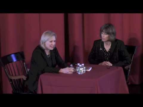 Senator Kirsten Gillibrand '84 Visits Emma