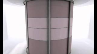 видео Алюминиевый профиль для шкафа купе Абсолют