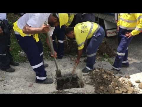 Telecom Fiji Limited - Preventative Maintenance works at Bureta Site