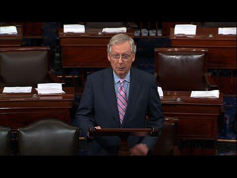 McConnell: Senate SCOTUS Vote This Fall