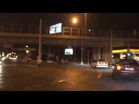 SEAT Cordoba Sport - night driving :)