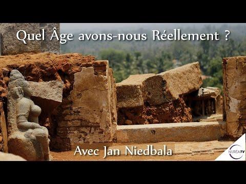 """""""Quel Âge avons-nous Réellement ?"""" avec Jan Niedbala - NURÉA TV"""