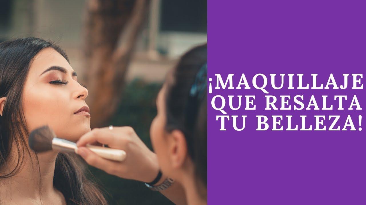 Un #maquillaje #nude #pasoapaso La tendencia del verano