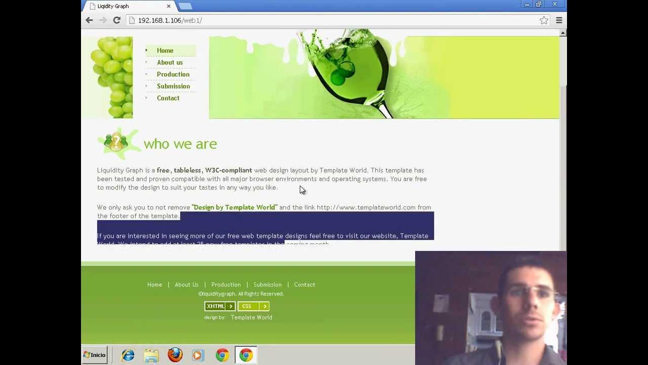 Video tutorial de html javascript css jquery youtube video tutorial de html javascript css jquery baditri Images