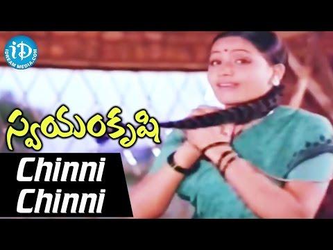 Swayamkrushi Songs    Chinni Chinni Korikaladaga Video Song    Chiranjeevi   Vijayashanti