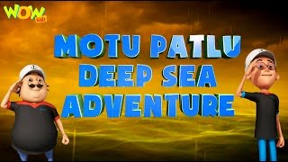 Video Motu Patlu Deep Sea Adventure - Motu Patlu Movie - ENGLISH, SPANISH & FRENCH SUBTITLES! download MP3, 3GP, MP4, WEBM, AVI, FLV Maret 2018