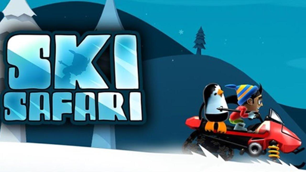 Ski safari: adventure time for android free download ski safari.