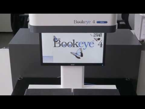 Bookeye® 4 V2 Office Scanner Solution in A2+ Format
