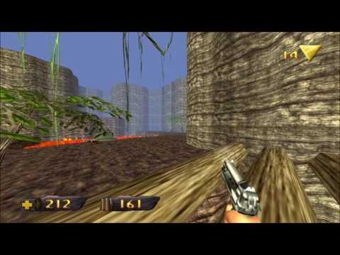 Turok Dinosaur Hunter | Part 1 | HardCore | The Jungle