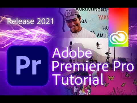 Premiere Pro 2021 - Tutorial for Beginners in 12 MINUTES! [ COMPLETE ]