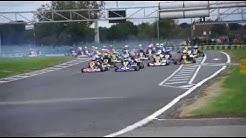 Trophée Oscar Petit Karting à Varennes sur Allier: finale KZ125 Gentleman
