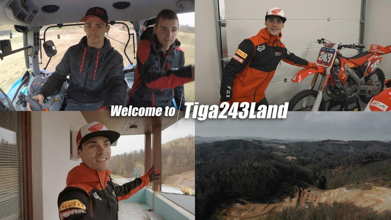 TIM GAJSER VIDEO: WELCOME TO TIGA 243 LAND   Motocross Action Magazine