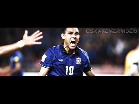 Teerasil Dangda   ธีรศิลป์ แดงดา   Amazing Goals Show   Skills & Dribbling   2012/2017 (HD)