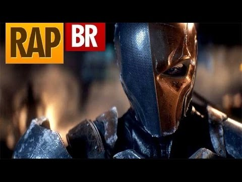 Tauz Rap Do Exterminador Deathstroke Instrumental Youtube