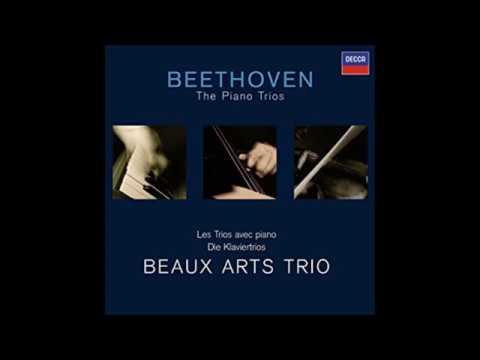 Ludwig van Beethoven, Piano Trio No. 3 Op. 1 Nr. 3, Beaux Arts Trio