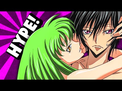 Code Geass (german/Deutsch) - Hype Anime?