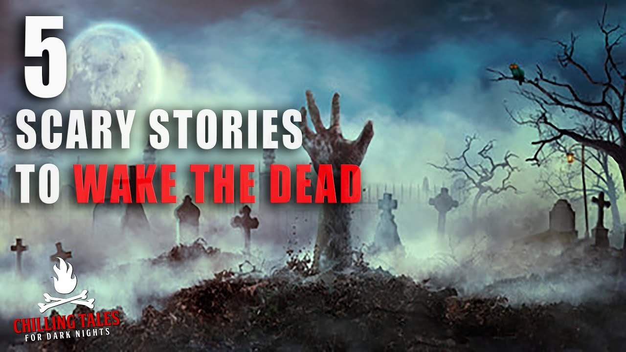 Download 5 Scary Stories to Wake the Dead